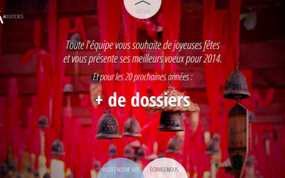 """<a href=""""http://www.azamdarley.com/voeux/2014/20years.htm"""" target=""""_blank"""">2014 (click here)</a>"""
